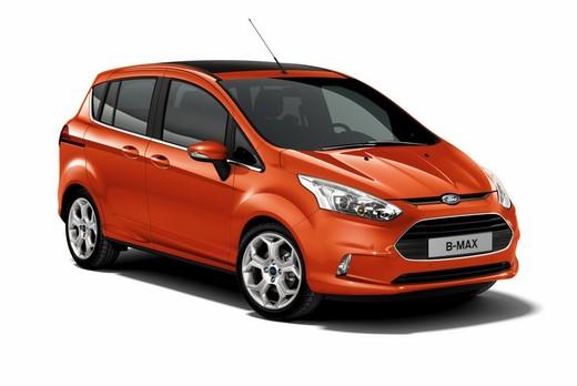 Ford B-Max: prezzi ed informazioni