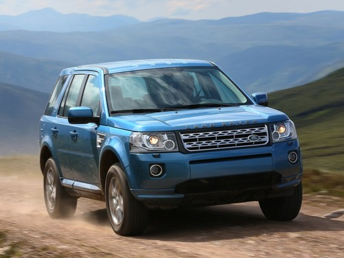 Land Rover Freelander 2011 prime informazioni ufficiali