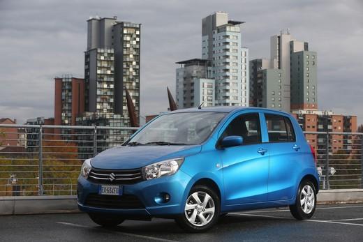 Suzuki Celerio: motori, prezzi ed allestimenti