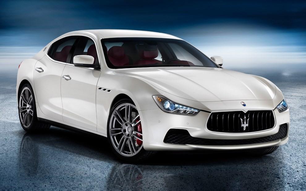 Maserati Ghibli: le informazioni sulla gamma ed i prezzi - Foto 4 di 4