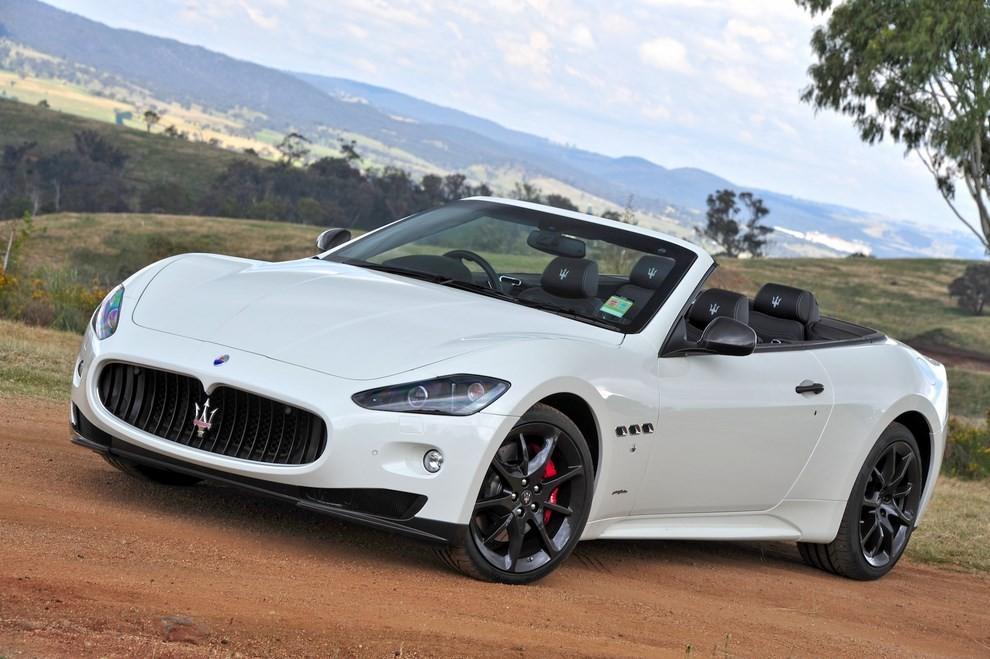 Maserati GranCabrio: la gamma completa con tutti i prezzi - Foto 1 di 3