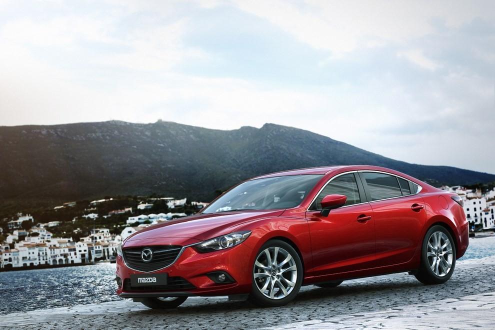 Nuova Mazda6 - Foto 1 di 3