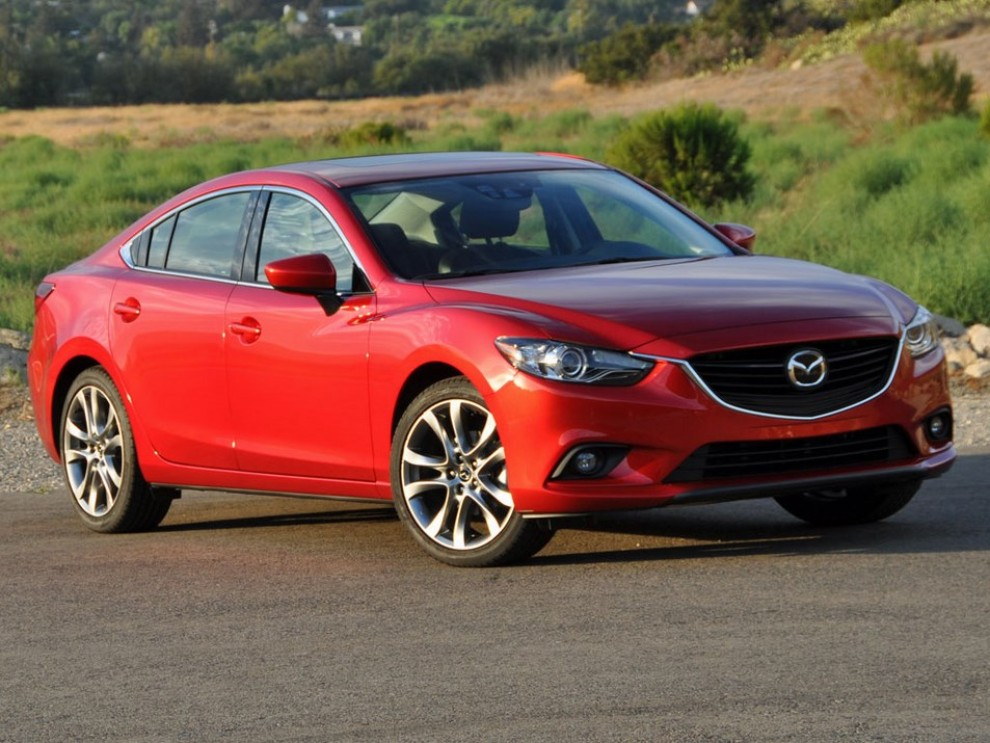 Nuova Mazda6 - Foto 3 di 3
