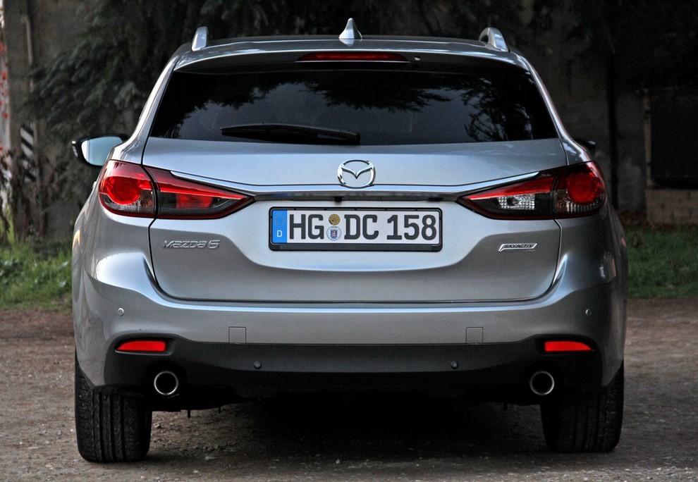 Mazda6 Wagon - Foto 2 di 3