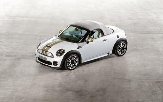 Mini, versioni e prezzi della Roadster