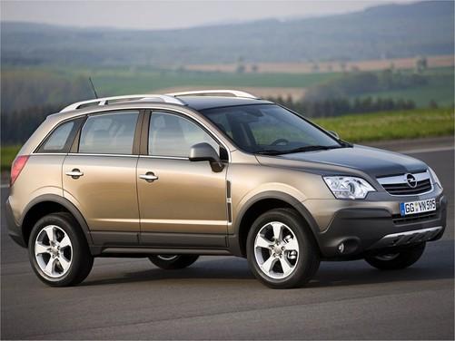 Nuova Opel Antara