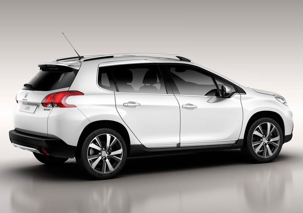 Peugeot 2008 - Foto 2 di 3