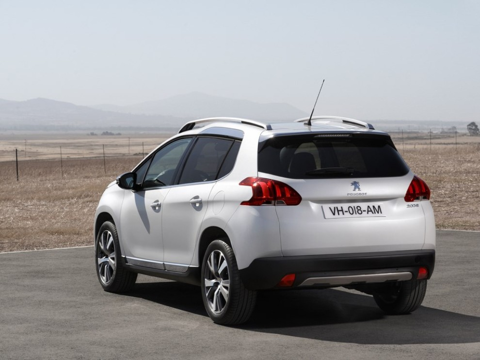 Peugeot 2008 - Foto 3 di 3