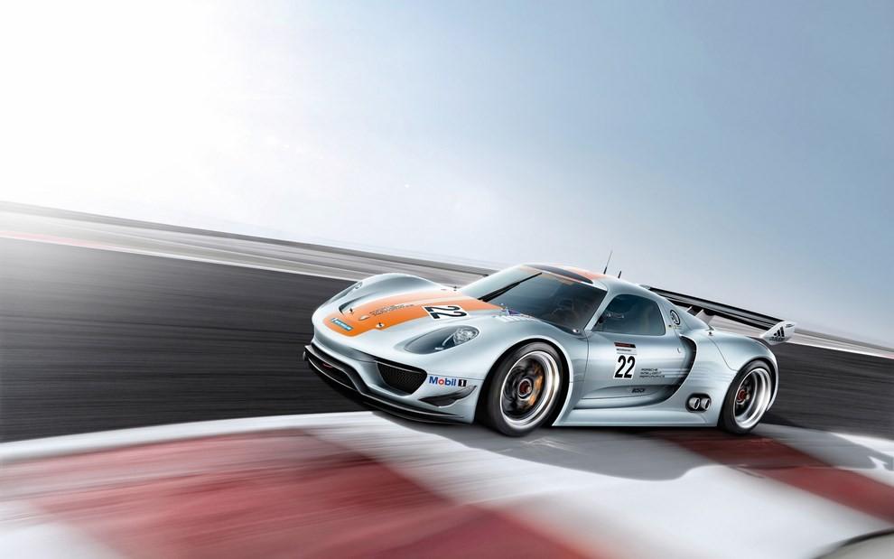 Porsche 918 Spyder - Foto 3 di 3