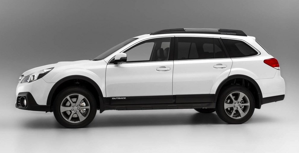 Subaru Outback - Foto 1 di 3