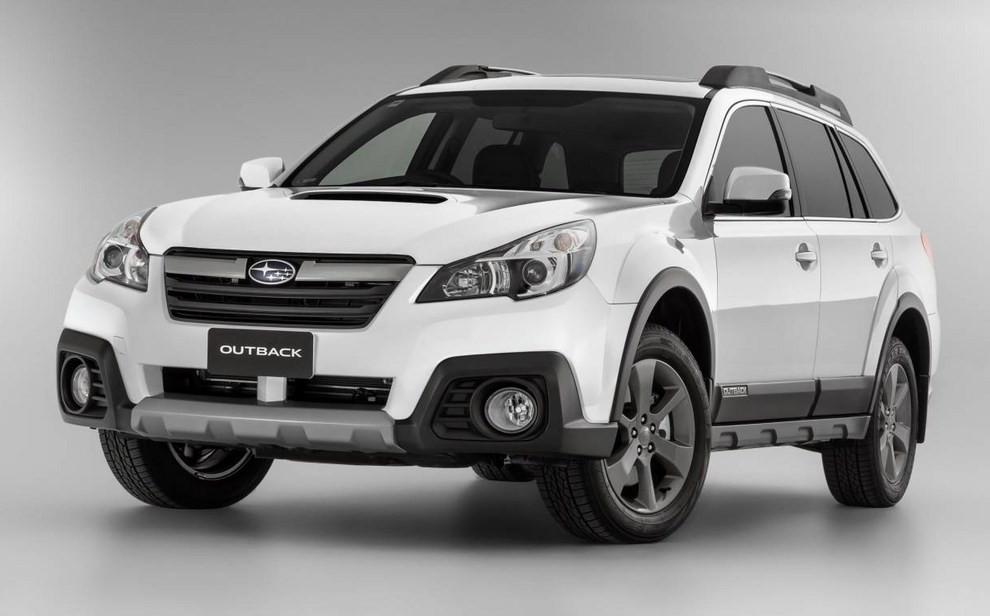 Subaru Outback - Foto 2 di 3