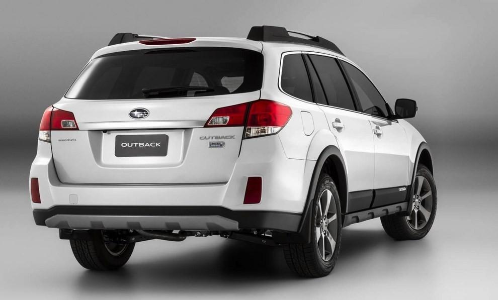 Subaru Outback - Foto 3 di 3