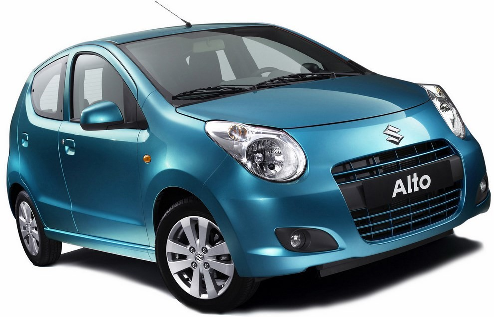 Nuova Suzuki Alto - Foto 1 di 3
