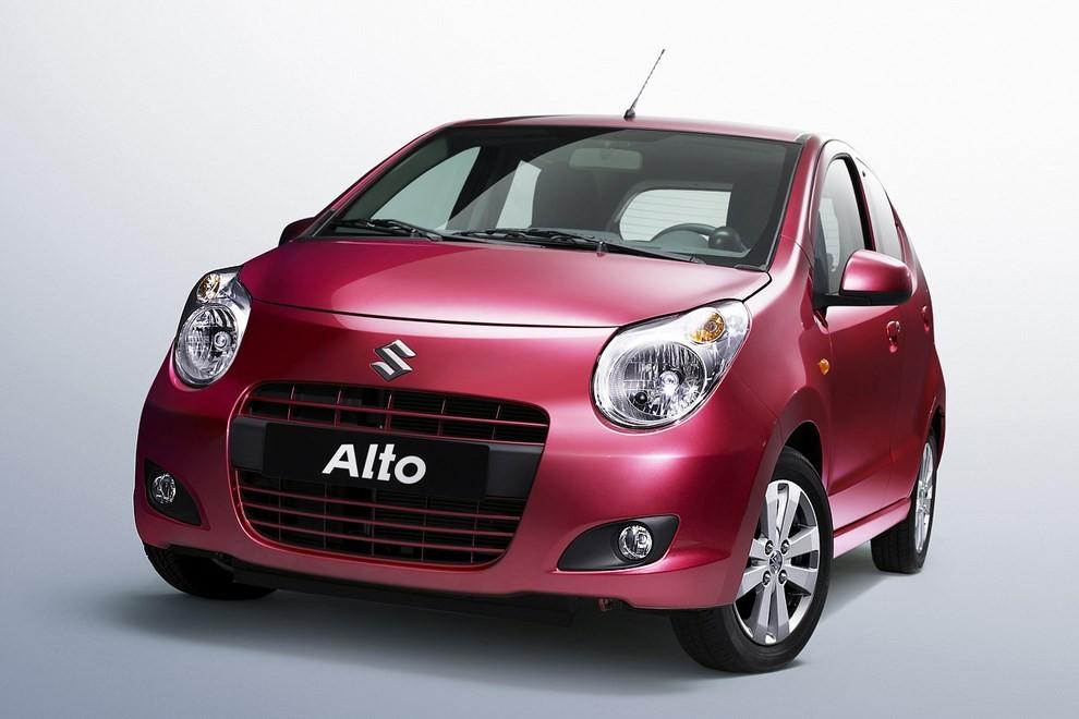 Nuova Suzuki Alto - Foto 3 di 3