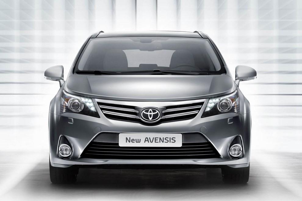 Nuova Toyota Avensis - Foto 3 di 3