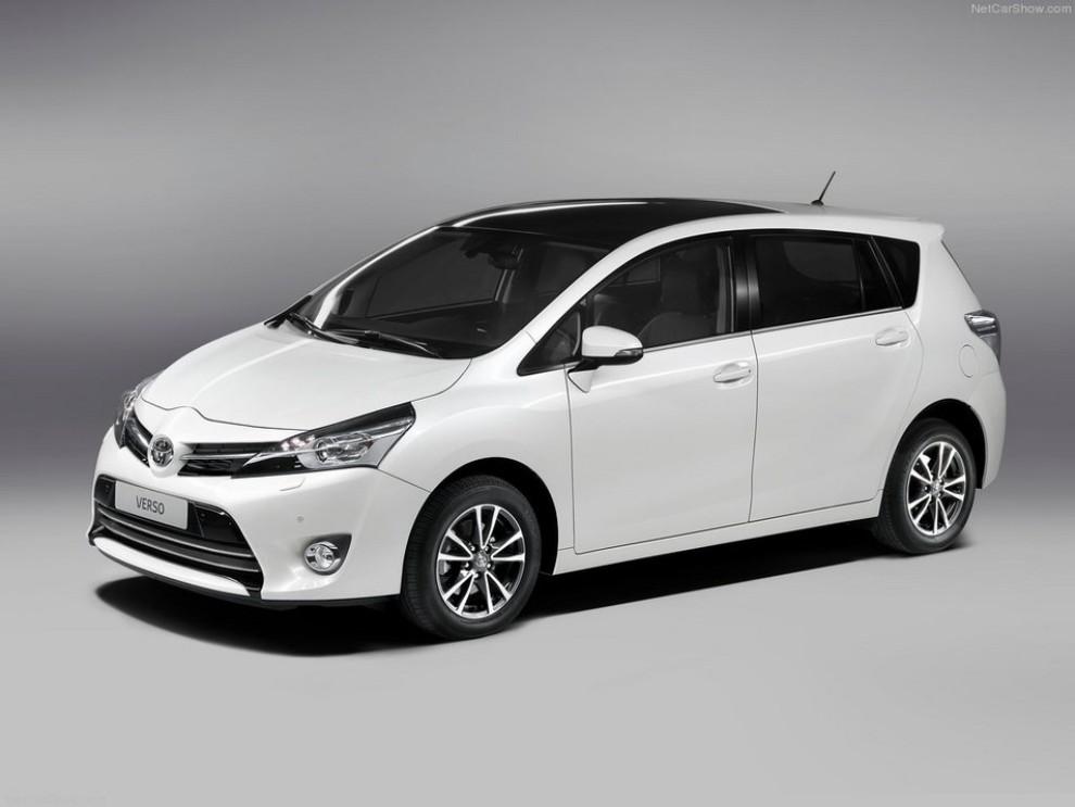 Nuova Toyota Verso - Foto 1 di 3
