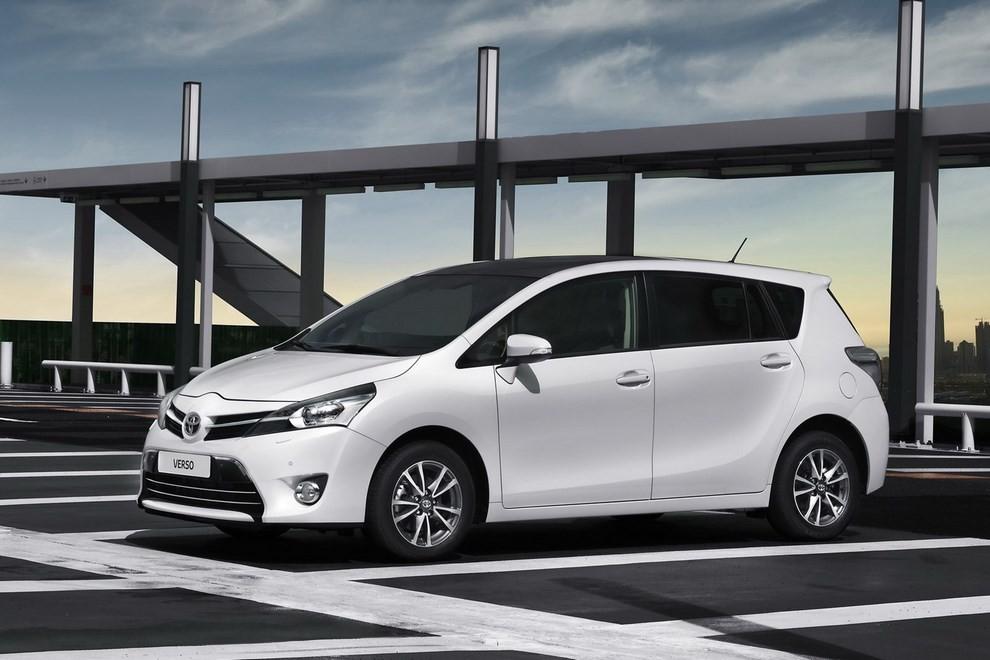 Nuova Toyota Verso - Foto 2 di 3