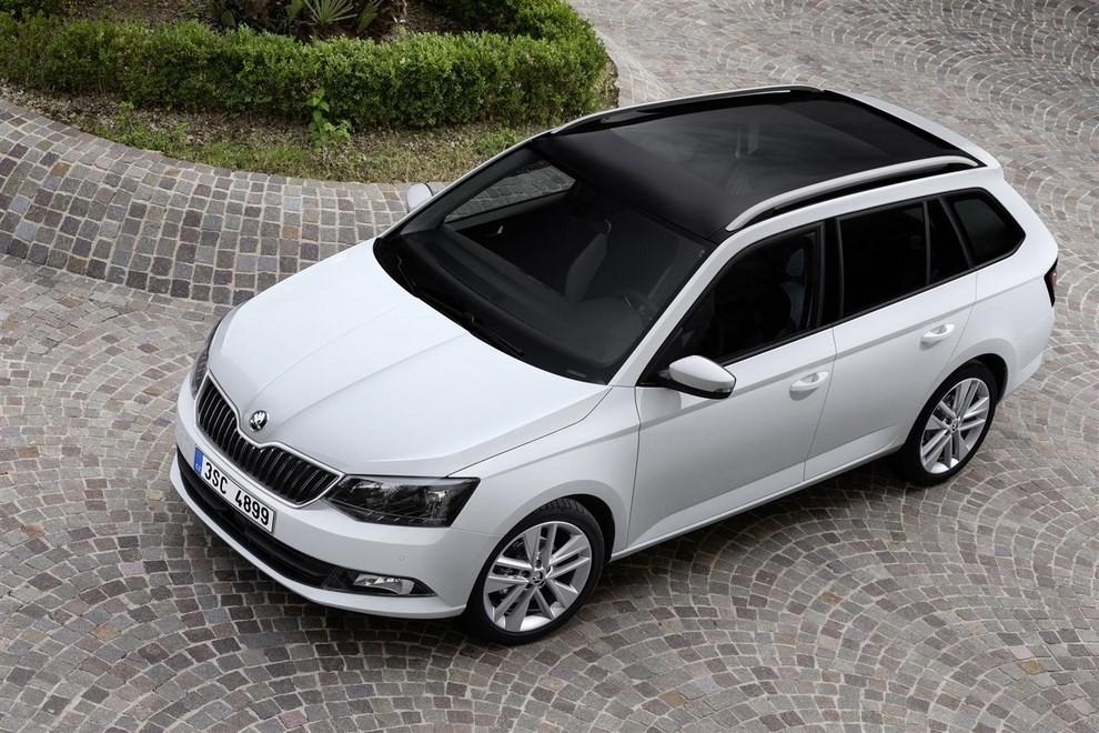 Skoda Fabia Wagon informazioni per il mercato italiano - Foto 3 di 12