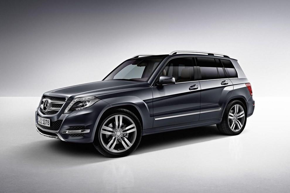 Mercedes GLK - Foto 1 di 3