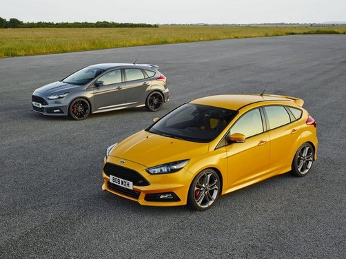 Nuova Ford Focus ST da 185 e 250 CV, prezzi da 32.000 euro