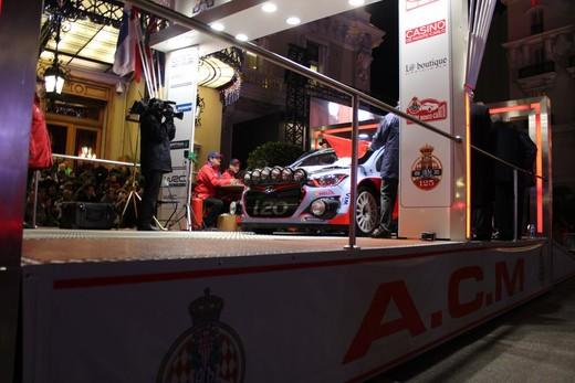 Rally di Montecarlo 2015, inizio strepitoso per Sebastien Loeb