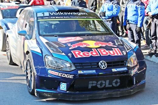 Rally di Montecarlo 2015, vince Sebastien Ogier
