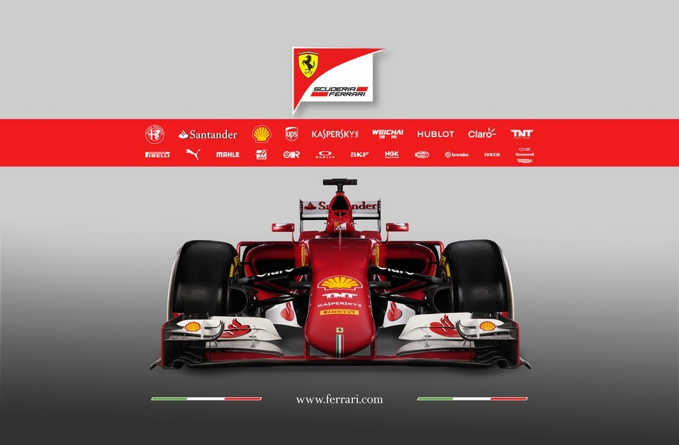 Presentata la Ferrari per il mondiale di Formula 1 2015: ecco la SF15-T - Foto 9 di 13