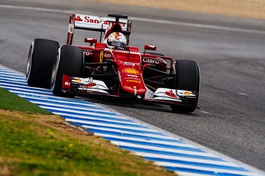 Test Formula 1 a Jerez de la Frontera: secondo giorno