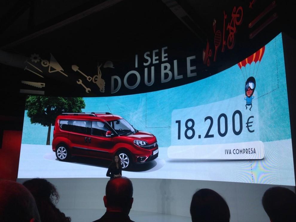 Nuovo Fiat Doblò prova su strada, prezzi ed allestimenti - Foto 4 di 34