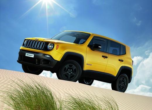 Jeep Renegade: la gamma completa con tutti i prezzi