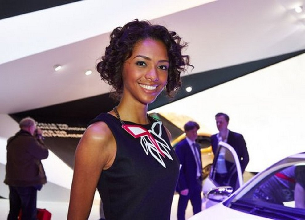 Le ragazze più belle al Salone di Ginevra - Foto 3 di 18