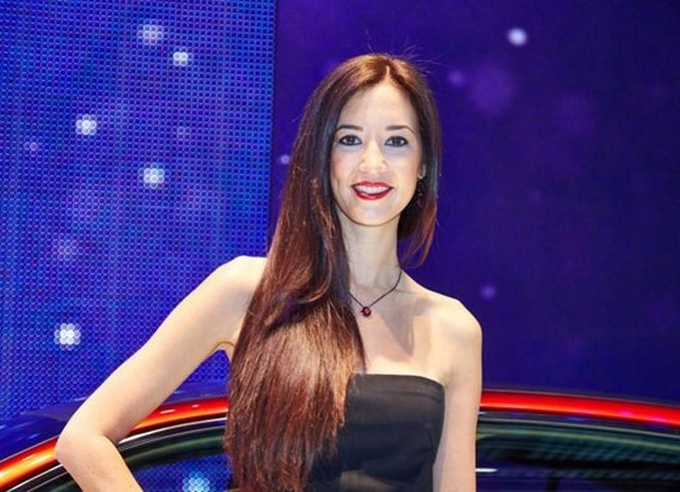 Le ragazze più belle al Salone di Ginevra - Foto 4 di 18