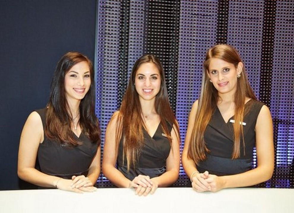 Le ragazze più belle al Salone di Ginevra - Foto 5 di 18
