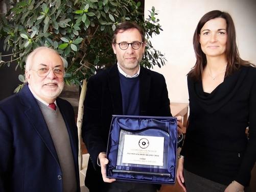 Il programma Ford Driving Skills For Life ha ricevuto il premio Volante Sicuro 2014