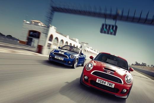 Mini Coupè e Roadster, stop alla produzione