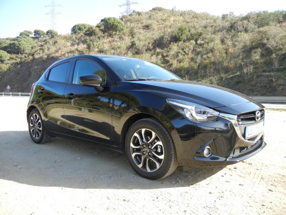 Nuova Mazda2 prova su strada, prezzi e prestazioni - Foto 7 di 13