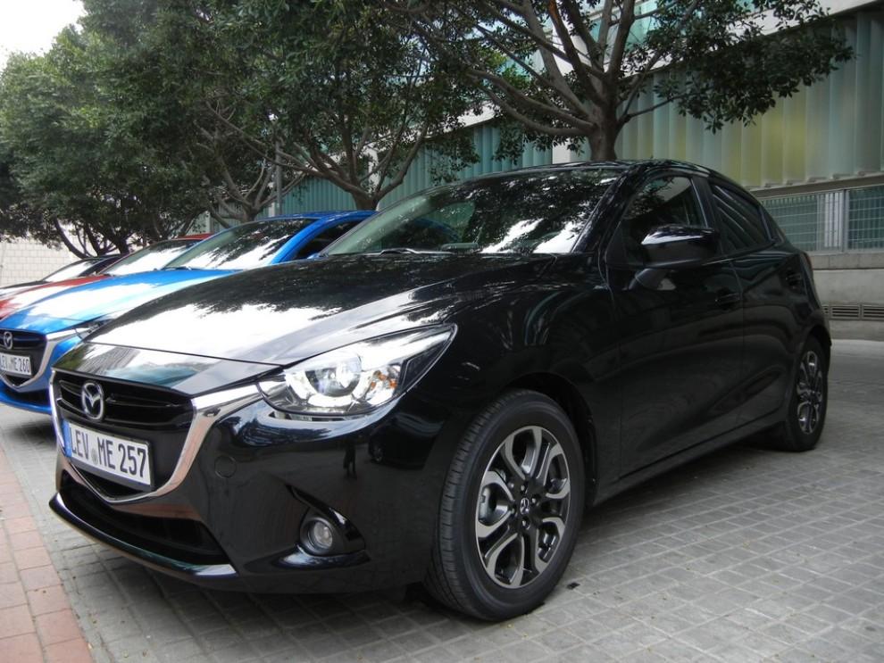 Nuova Mazda2 prova su strada, prezzi e prestazioni - Foto 11 di 13