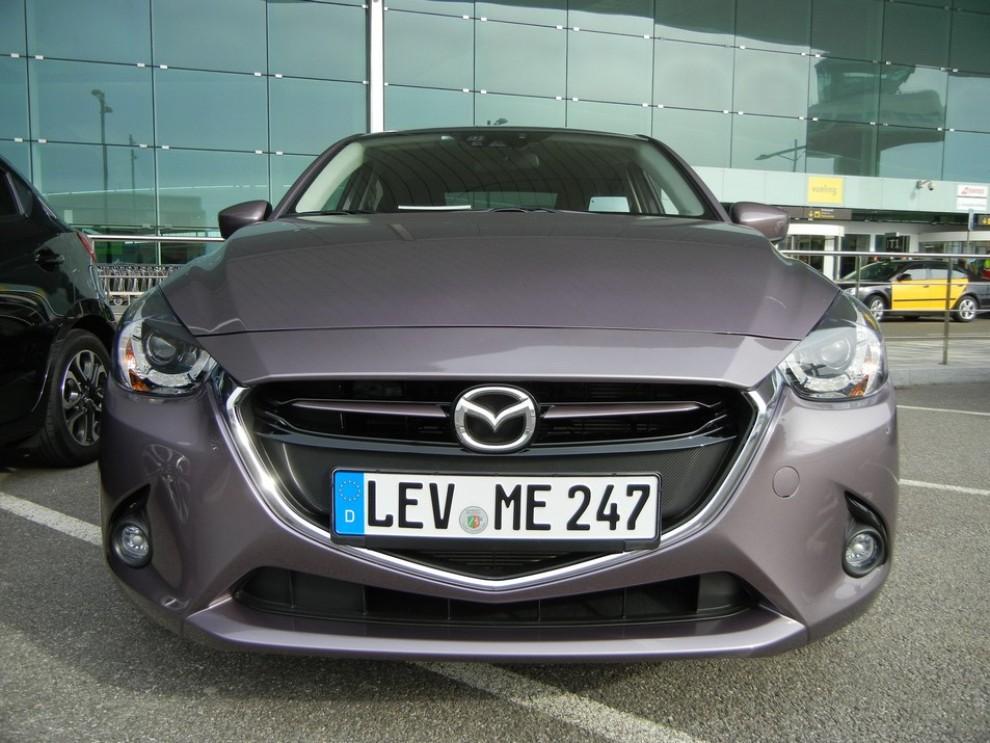 Nuova Mazda2 prova su strada, prezzi e prestazioni - Foto 12 di 13