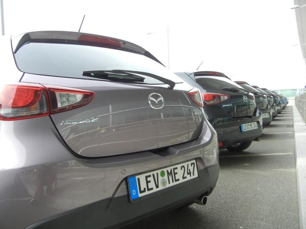 Nuova Mazda2 prova su strada, prezzi e prestazioni - Foto 13 di 13