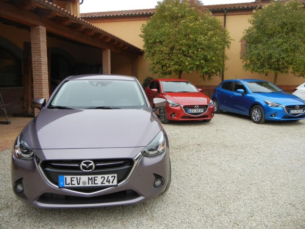 Nuova Mazda2 prova su strada, prezzi e prestazioni - Foto 1 di 13