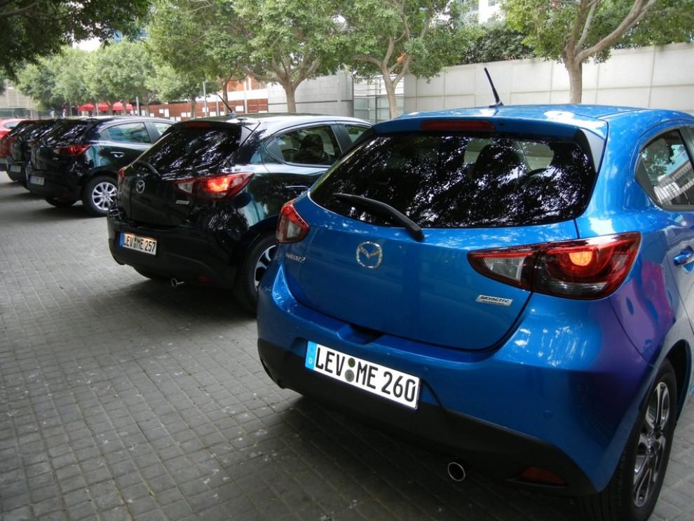 Nuova Mazda2 prova su strada, prezzi e prestazioni - Foto 3 di 13