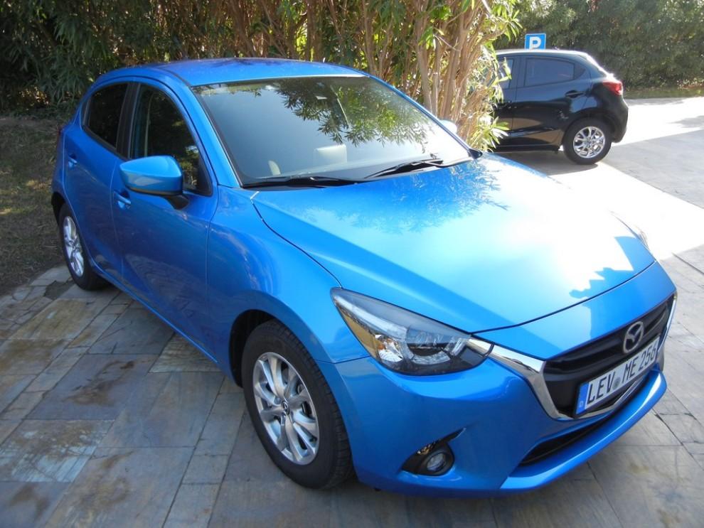 Nuova Mazda2 prova su strada, prezzi e prestazioni - Foto 4 di 13