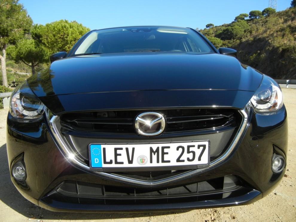 Nuova Mazda2 prova su strada, prezzi e prestazioni - Foto 6 di 13