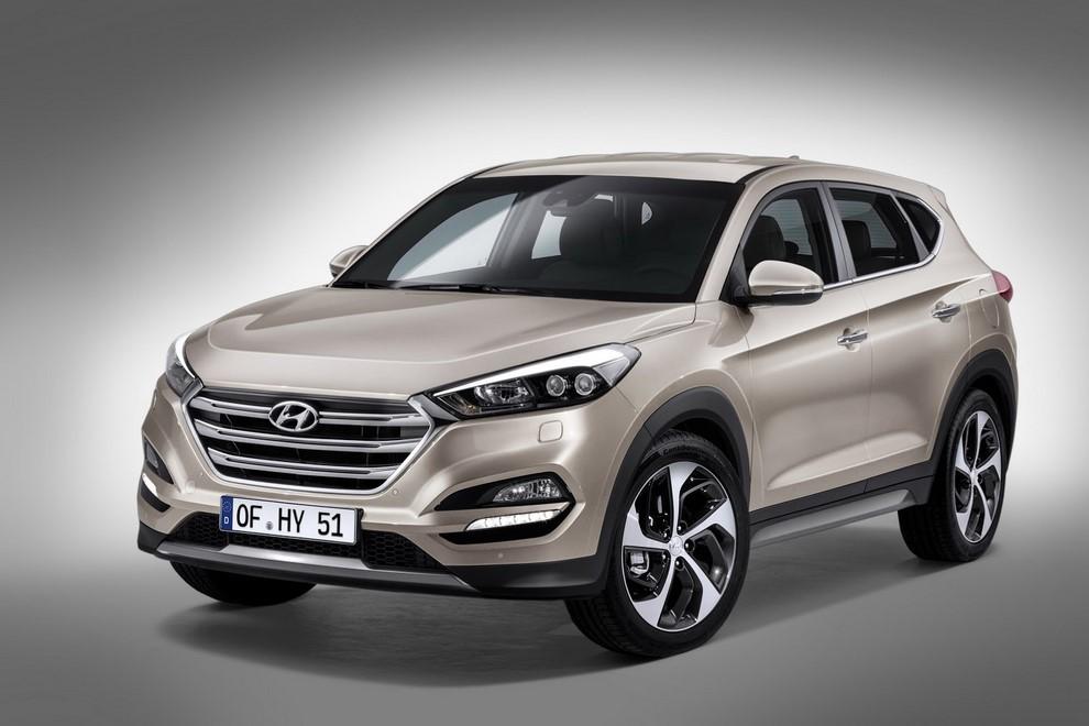 Hyundai Tucson: la gamma completa con tutti i prezzi - Foto 7 di 17