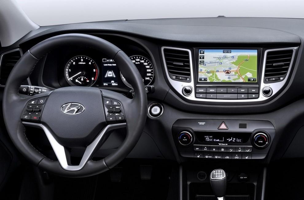 Hyundai Tucson: la gamma completa con tutti i prezzi - Foto 10 di 17