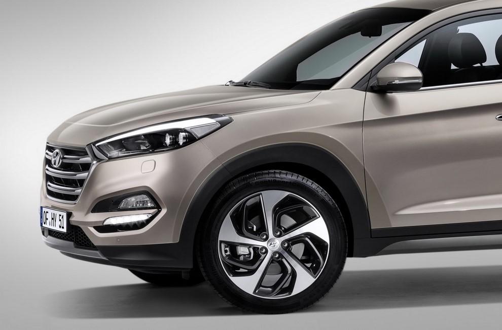Hyundai Tucson: la gamma completa con tutti i prezzi - Foto 12 di 17
