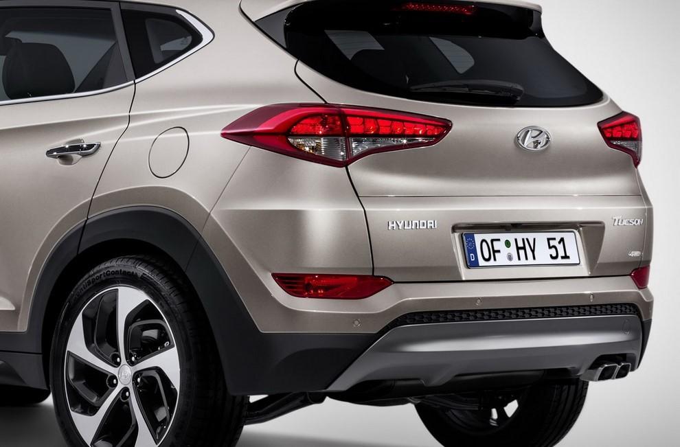 Hyundai Tucson: la gamma completa con tutti i prezzi - Foto 13 di 17