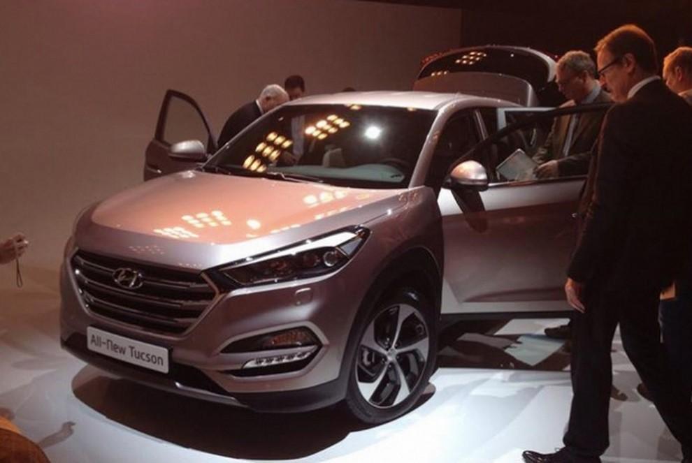 Hyundai Tucson: la gamma completa con tutti i prezzi - Foto 16 di 17
