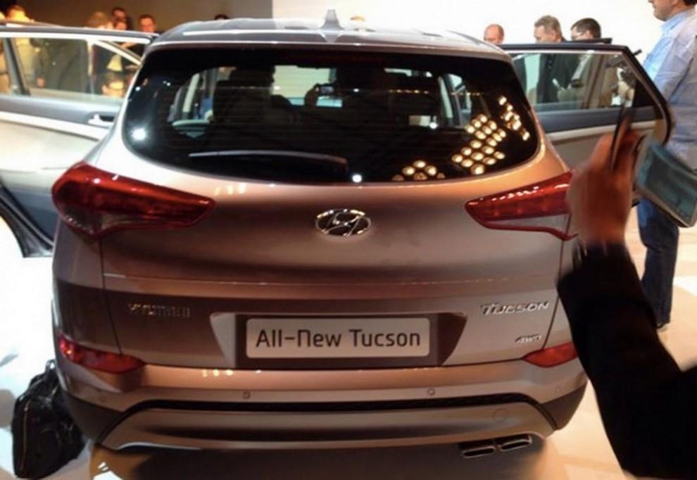 Hyundai Tucson: la gamma completa con tutti i prezzi - Foto 17 di 17
