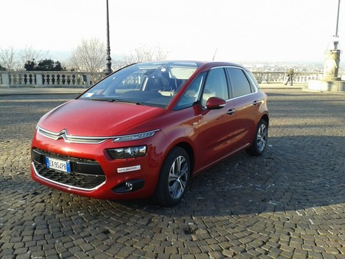 Citroën C4 Picasso 2.0 BlueHDi 150 Cv EAT6 Exclusive: prova su strada